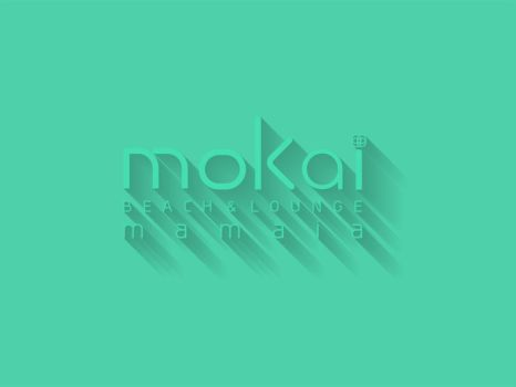 Logo Mokai Long Shadow by AllieEss
