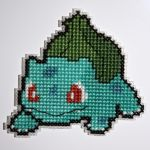 Bulbasaur by behindthesofa