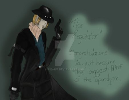 The Regulator- El Marston by Rie--Rie