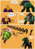 Tortues Ninja - French by Sigmaeclipzip