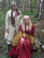 Lannister Twins by Sephirayne