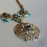 necklace Lady Pu-Er by NADYjewel