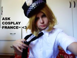 Ask Cosplay! France~ by Pudique