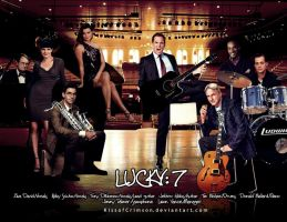 NCIS- LUCKY 7 by KissofCrimson