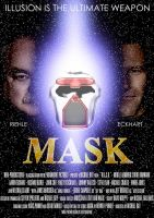 MASK the Movie Poster by Lexxyzgraphix