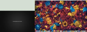 My Desktop by jfleck