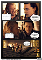 Delicate Issue (JustSayYes Sequel) - Page 5 by RevolutionaryAngel