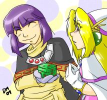 Slayers - Gift For You by deeum