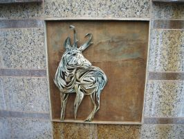 Truckee River Walk: Pronghorn by rifka1