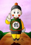 Chiaotzu - Dragon Ball Z by Wyn83