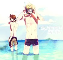 78: Summer by mixed-blessing