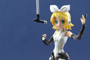 Kagamine Rin Append by jbrowneuk