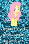 Fluttershy My Little Pony Wallpaper by ForeverResa