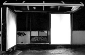 Bus Stop by spectraum