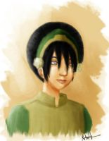 Toph Portrait by Emotions5Times
