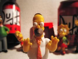 Simpsons by Lentous