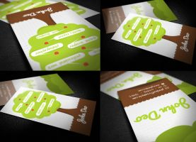 Creative Tree Business Card by myjilson