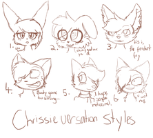 Chrissieversation Styles by Midnoob