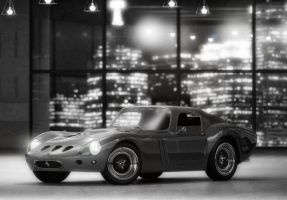 ferrari 250 gto reprise by TheUncle