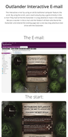 Interactive E-mail by ForestManFx