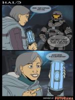 [comic] Halo - It is a suppository by seg0lene