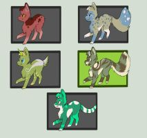 Collab Critteradopts  OPEN by HeavenlyCondemned