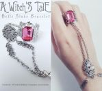 Belle Slave Bracelet by A Witch's Tale [+video] by LaceWingedSaby