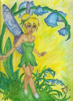 Tinkerbell Farewell by Meeowy
