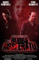 Bubba Nosferatu - Move Poster by fauxster