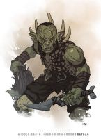 Middle-earth: Shadow of Mordor - Ratbag by BrokenNoah