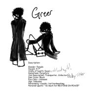 Greer with Description by myselfami