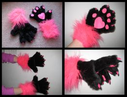 Candy Paws by CuriousCreatures