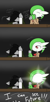 Lessons in STALKING: Drinky drinks... by Sandwich-Anomaly