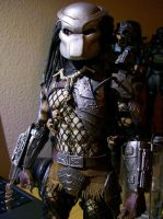 Hot toys Classic Predator by ShadowPredator2012