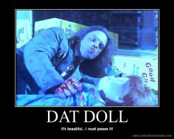 DAT DOLL by That-Love-Voodoo