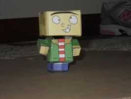 Ed cubee by Cartoonsforever