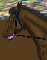 The Heist-G1 Hopeful Stakes by patchesofheaven74