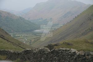 Winding Road to the Lakes by Kringlebeast
