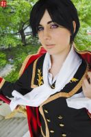 CLAMP Lelouch - Cosplay I by klytae