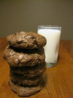 Double Chocolate Cookies by maytel