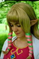 The Legend of Zelda Skyward Sword by crisinlake