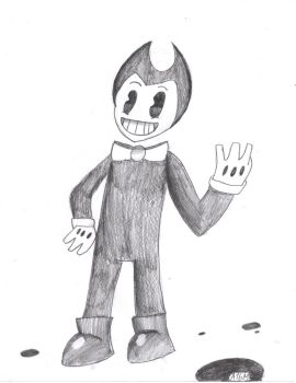 Bendy and the ink Machine (normal) by Alejandra16Melody