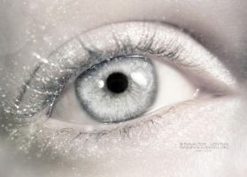 Glacial Eye by VampyrEmpress