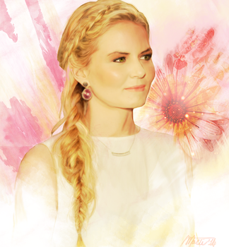 Jennifer Morrison by MLostGirl