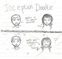 Inception Doodle by eLe-KiNG