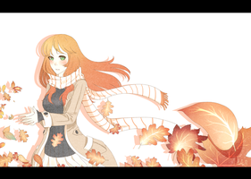 Automne by Meli-Lusion