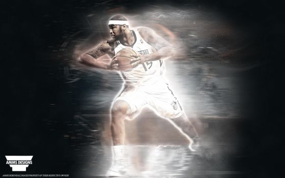 Demarcus Cousins Wallpaper by AMMSDesings