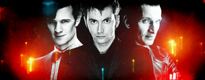 Eleven + Ten + Nine, banner/header by charmingangel22