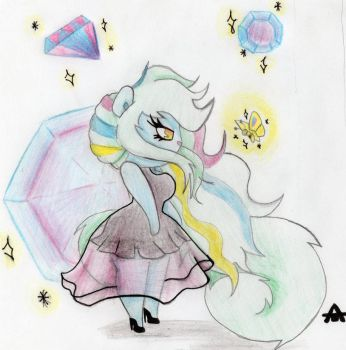 Color diamond by ALPHAtarra