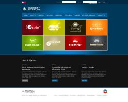 BN web design by aizasee